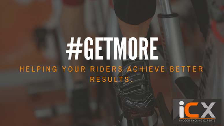 Helping your riders achieve better results - top quality training for indoor cycling instructors only at the Indoor Cycling Institute, Bristol UK