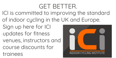 The Indoor Cycling Institute - raising the industry standard